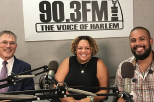 From City to the World Guests Dee Mozeleski & Justin Bailey
