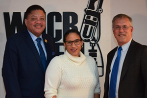 CCNY President hosting From City to the World Black History Show