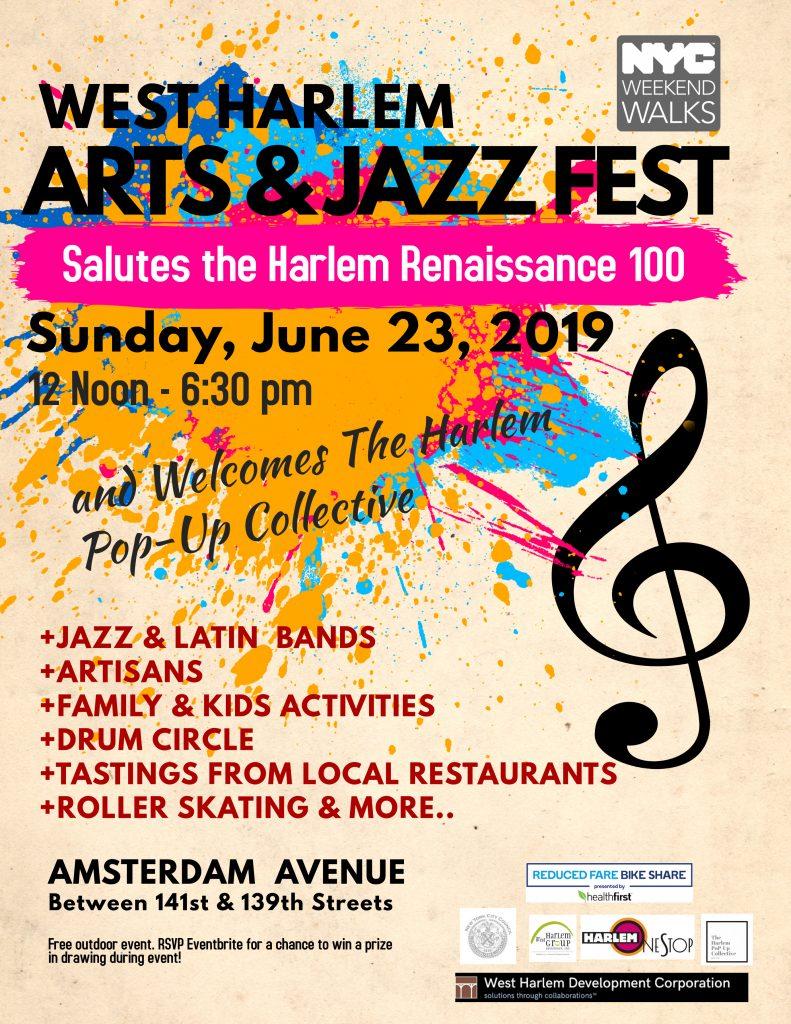 Jazz fest promotion