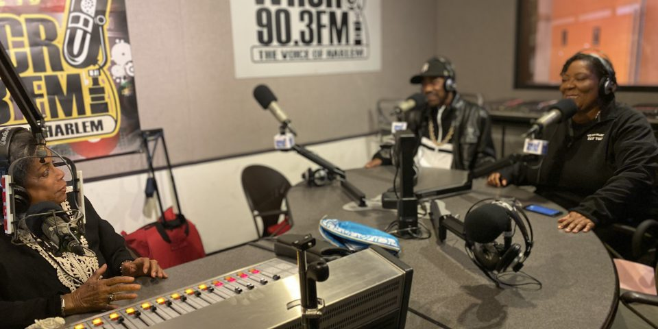 Curtis Blow stopped by the Jeanne Parnell with Dj Flame this morning.