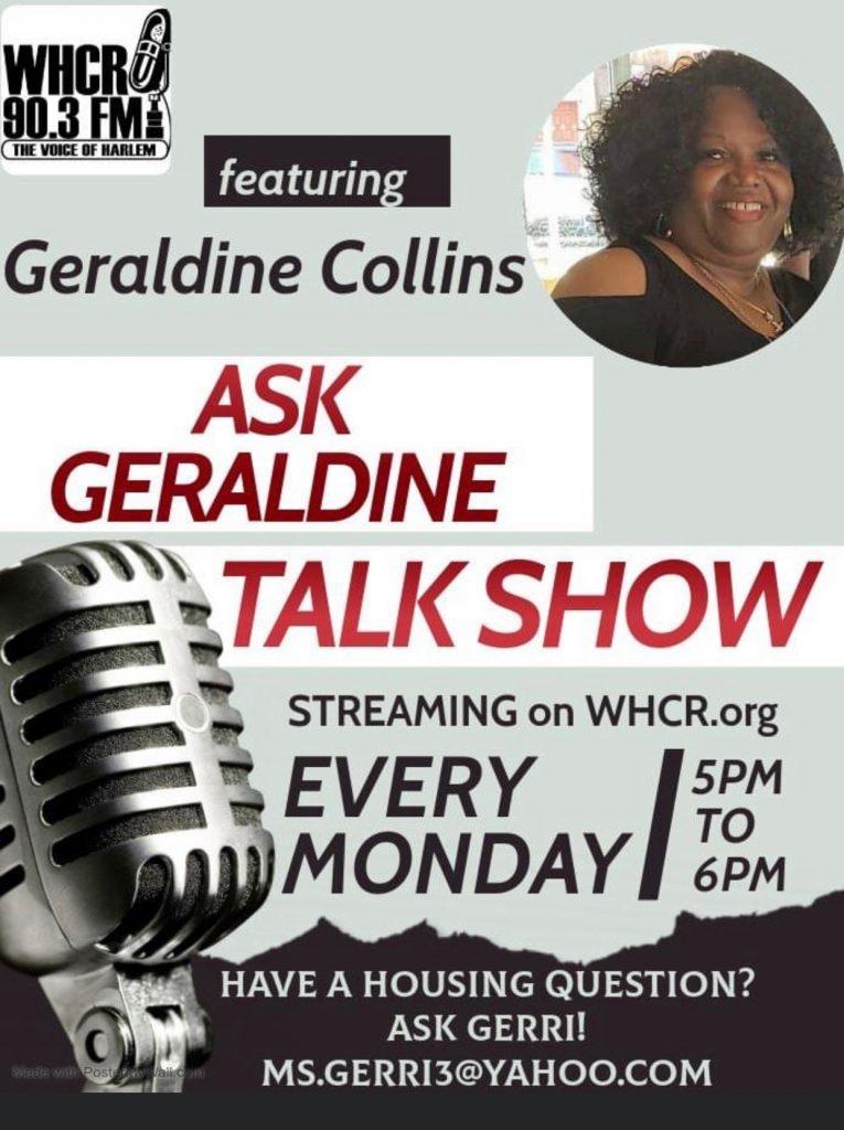 Ask Geraldine
